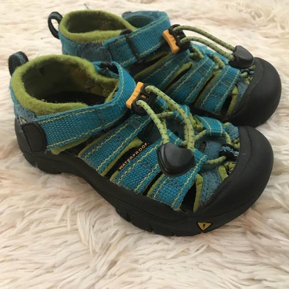59d688ea024b Keen Other - Keen Kids 10 Newport H2 Waterproof Sandal Shoes